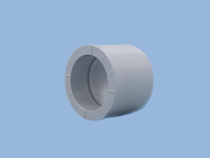 PERT承插热熔管件-直通